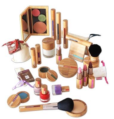 ZAO make-up range