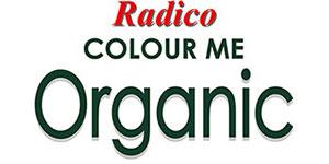Radico Colour Me Organic logo